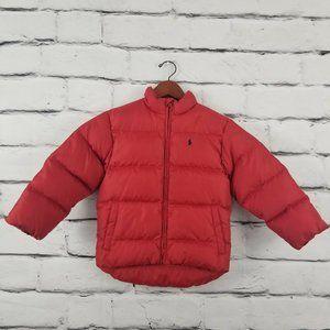 Polo Ralph Lauren Down Puffer Winter Jacket Coat